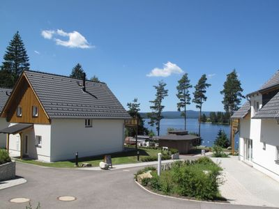Photo for Vacation home Lakeside Village in Frymburk - 8 persons, 4 bedrooms