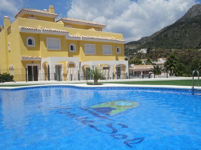 Photo for 3BR Bungalow Vacation Rental in Calpe, Comunidad Valenciana