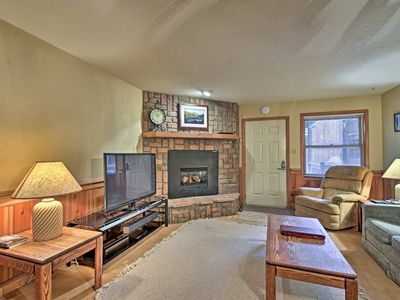 Photo for NEW! Angel Fire Condo w/ Gas Fireplace & Views!