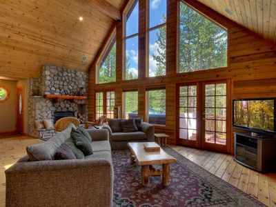Photo for Stunning Mountain Home with Private Hot Tub and a Sauna (MY62)