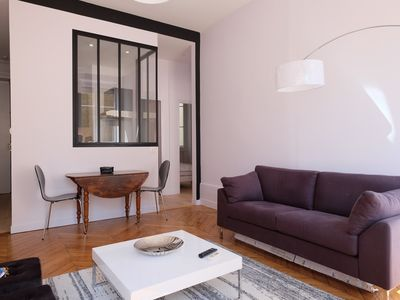 Photo for 2BR Apartment Vacation Rental in Lyon, Ródano