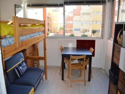 Photo for Apartment Port Leucate, studio flat, 6 persons