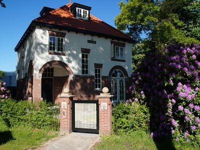 Photo for Historical, modern villa with beautiful location in Bergen at the deer park
