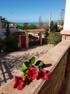 Photo for HOLIDAY HOUSE AT THE SEA CONTRADA PISCIOTTO Sicily App. 2