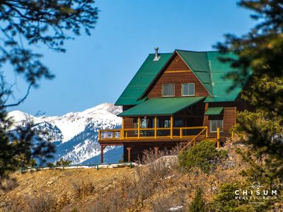 Photo for BEAUTIFUL 3 BEDROOM/3 BATH / SKI-IN/OUT MOUNTAIN HOME 100-150 FEET FROM SLOPE