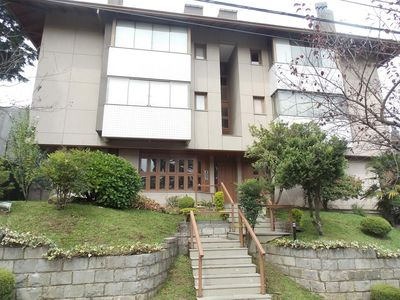 Photo for Cozy and central apartment in Gramado, and view, thermal pool and sauna.