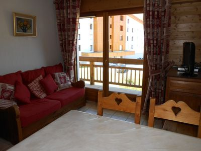 Photo for Nice 2 bedrooms apartment, in quiet residence