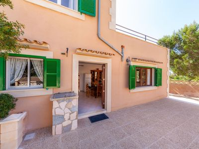Photo for With sea view near the beach - Casa Sa Llimonera
