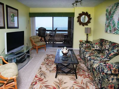 Photo for SEA POINTE of North Myrtle Beach... oceanfront condos with pool & jacuzzi