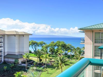 Photo for Maui Westside Properties: Honua Kai - Hokulani 612 - Great Ocean Views!