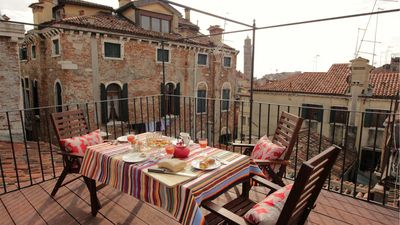 Photo for LUXURY BAROQUE CHIC IN SAN MARCO WITH ROOF TERRACE