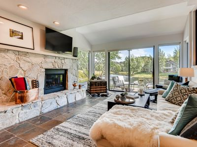 Photo for Stunning Townhome Gem in Lower Deer Valley