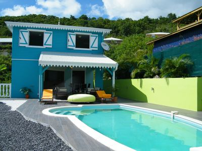 Photo for Villa with swimming pool (MQDI21)