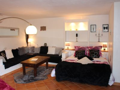 Photo for STUDIO-BEDROOM COZY OF 25 M2 IN PEACE WITH ITS TERRACE