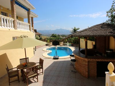 Photo for Beautiful Luxury Villa with Separate Apartment, Private Pool & Views - Sleeps 14