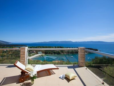 Photo for Beautiful Villa Marina, in Istria, with a Pool