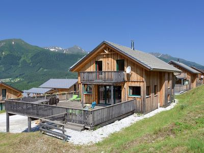 Photo for Charming Chalet in Hohentauern with Jacuzzi