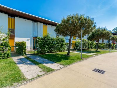 Photo for Apartment with airconditioning on a vacation island in the Gulf of Venice