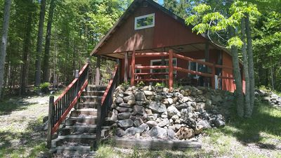 Photo for 3BR Cottage Vacation Rental in Cooper, Maine
