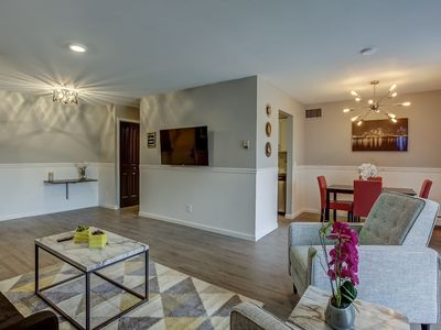 Photo for Stylish & Spacious 2BD & 2 Bath Apartment in Prime Location!