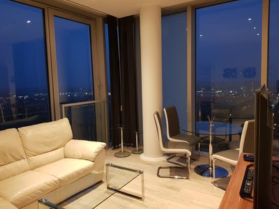 Photo for Hub MK 2 Bed 2 Bath Penthouse Great Views Sleeps 4