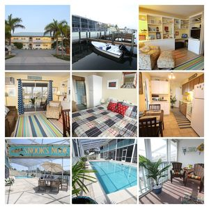 Photo for Adorable Waterfront Condo with Boat Slip and Pool! Paradise!