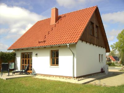 Photo for Stylish, well-kept vacation home for vacations by the Baltic shores & backwaters