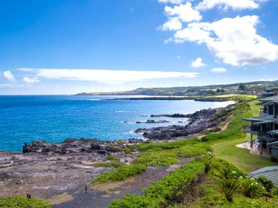 Photo for K B M Hawaii: Ocean Views, Two Story Villa 2 Bedroom, FREE car! Jul, Aug, Sep Specials From only $479!
