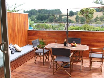 Photo for Exclusive Cottage With Spectacular Estuary View