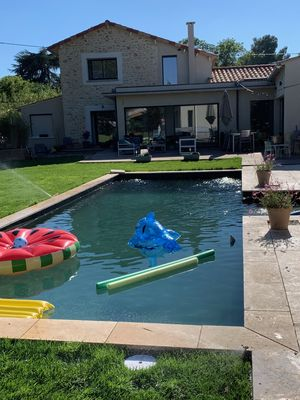Photo for House with pool near beach and Montpellier