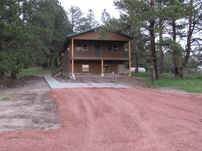 Photo for NEW Ranchhouse $165/night  2 guests-$27.50/night each addt'l,max 6/ min 2 nights