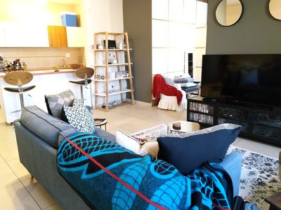 Photo for Modern, Stylish Apartment in Trendy Johannesburg