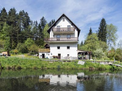Photo for Secluded Apartment in Schönsee Nearby the Forest
