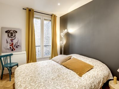 Photo for Renovated accommodation between Vaugirard and Convention