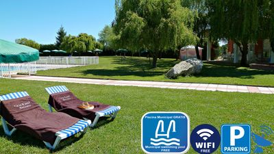 Photo for Antonio cottage for 6 people in Salamanca, with pool and WI-FI / OFFERS