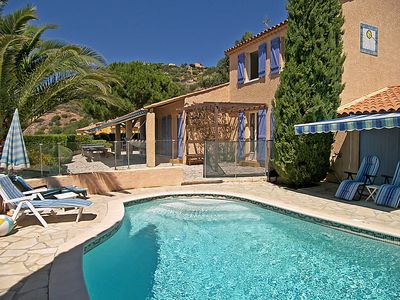 Photo for Vacation home Villa Campechano  in Bormes - les - Mimosas, Cote d'Azur - 8 persons, 4 bedrooms