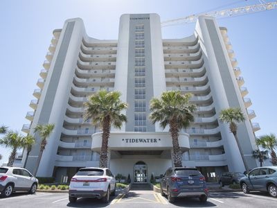 Photo for Direct Gulf Front! 1 BR Sleeps 6! Very Relaxing