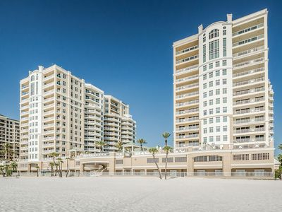 Photo for Beautiful Luxury Condo on Pristine Clearwater Beach June Price Reduction