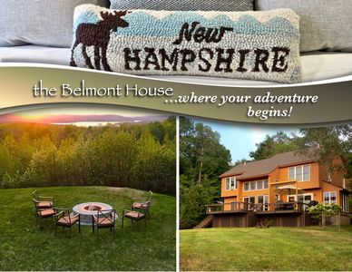 Photo for The Belmont House... where your adventure begins!