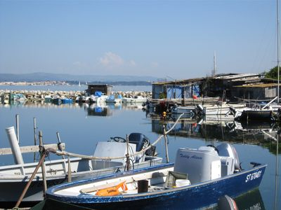 Photo for SETE, POINT SHORT FISHERMAN'S HOUSE, SMALL PORT TYPICAL OF ETAN