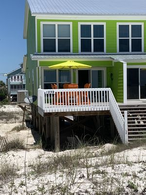 Photo for NEW LISTING!!!!  On the beach.  Newly Renovated.