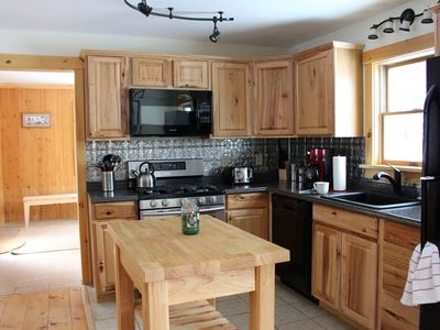 The Cardinals Nest - Newer home on Loon Lake Road - right on the snowmobile trail!