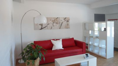 Photo for Lüneburg city, modern loft apartment, brand new 2013, allergy friendly