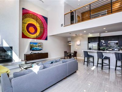 Photo for Modern Townhouse, Private pool and spa! Show-home quality!