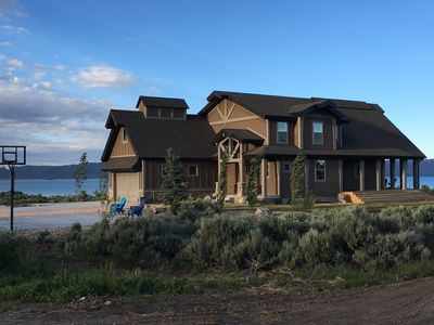 Photo for New Bear Lake Home, Beach Access, Pool Access, Sleeps 36, Private Community