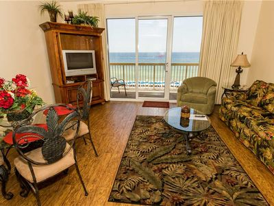 Photo for Hawaiian Style One Bedroom Two Bathroom Unit Plus Bunk Room With Spacious Kitchen And Balcony
