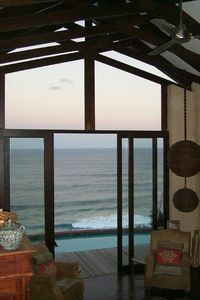 Sea Views from all living areas