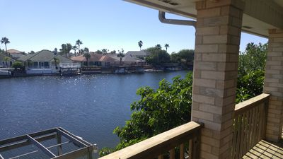Photo for Top Level Canal Water Front Home With Boat Dock & Extra Parking!