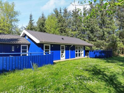 Photo for Peaceful Holiday Home in Albaek Denmark with Sauna