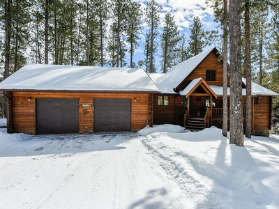 Photo for Beautiful Home, 1 Block from Deer Mountain and close to ATV/Snowmobile Trails